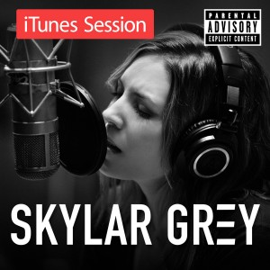 SkylarGrey iTunesSession (2013)